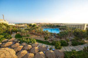 Hotel Sindbad Club in Egypte het complex