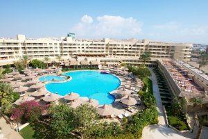 Hotel Sindbad Club in Egypte