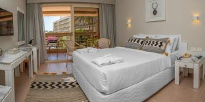 Hotel Sindbad Club in Egypte familie suite