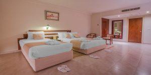 Superior kamer Hotel Sindbad Club in Egypte